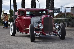 Blood Drive Car Show 2018 (USautos98) Tags: 1930 ford modela traditionalhotrod streetrod custom