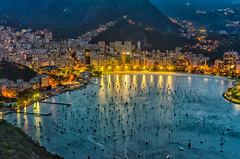 Praia do Botafogo (mcvmjr1971) Tags: trilhandocomdidi d7000 bondinho cablecar f28 mmoraes nikon pordosol pãodeaçucar riodejaneiro sugarloaf sunset tokina1116mm vistadecima
