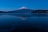 Fuji and frozen Lake Yamanaka (shinichiro*@OSAKA) Tags: 南都留郡 山梨県 日本 jp 20180113ds51702 2018 crazyshin nikond4s afsnikkor2470mmf28ged january winter fuji lakeyamanaka 平野 25794383458 candidate