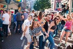 Caribbean street party