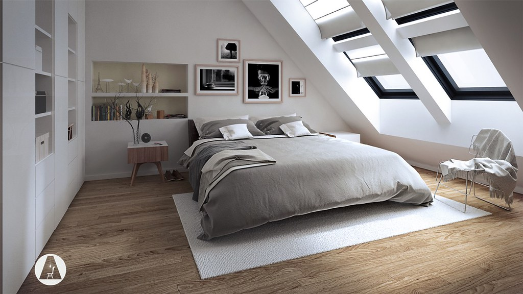 Evaluate Your House For An Attic Bedroom Conversion