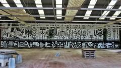 Sam Scarpulla / Mariakerke - 15 jan 2018 (Ferdinand 'Ferre' Feys) Tags: gent ghent gand belgium belgique belgië streetart artdelarue graffitiart graffiti graff urbanart urbanarte arteurbano ferdinandfeys scarpulla