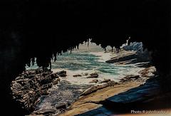 Admiral Arch-Kangaroo Island-Australia (johnfranky_t) Tags: johnfranky t nifkon fe grotta australia isola island mare oceano kangaroo scogliera onde wave