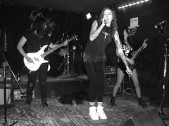 Unknown band (chearn73) Tags: mexicocity live concert band blackandwhite mutliforo246 cdmx music punk
