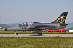 Aero L-39CM Albatros (Pavel Vanka) Tags: aero l39cm albatros l39 l39c slovakairforce jet trainer siaf sliac lzsl airshow slovakia plane airplane aircraft spotting spotter fighter