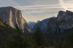 Yosemite Valley Morning 2 (rschnaible (Not posting but enjoying your posts)) Tags: yosemitenationalpark yosemiten 約塞米蒂國家公園(yosemite 约塞米蒂国家公园(yosemite sierranevada mountains rugged cliffs outdoor west western us usa california valley view landscape