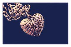 Heart On A Chain (Daniela 59) Tags: 7dayswithflickr 7dwf crazytuesdaythemehearts heart metal chain closeup loveisallaround flickrfriday myheartwillgoon danielaruppel