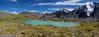 Green lake in the hanging Valley of Seven Lakes (Tatters ✾) Tags: russia altai valleyof7lakes alpine lake mountains россия алтай