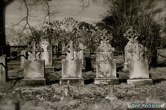 (TheBeeReckless) Tags: cemetery taphophile sleepy hollow graveyard grave goth gothic subculture architecture monuments spooky halloween dead tombstone paranormal photographicwarfare beereckless bee reckless macabre