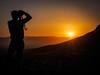 The shadow... (davYd&s4rah) Tags: sunrise dawn capetown kapstadt südafrika southafrica gegenlicht schatten shadows sonnenaufgang rza photographer fotograf takingpictures orange yellow olympus epl7 m45mm f18 olympusm45mmf18 horizon horizont clouds wolken tafelberg tablemountain cityscape signalhill silouette westerncape