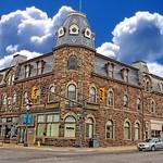 Fergus Ontario Canada ~ Marshall Block  ~ Heritage Building thumbnail