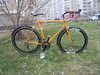 2017.11.25_Russland_Khimki_Velo_Good_Start_Schosse_Orange_002 (Velo-Good Moscow) Tags: velogood radbau reklame advertising khimki fahrradschrauber promo promotion getfeatured feature advertisement advertise getnoticed business werbung reclame costumbike diy selfmade design bike velociped велосипед реклама himki russia moscow billboard велогудхимки vintage retro udssr soviel russland hvz хвз россия ссср советский кросс кантри