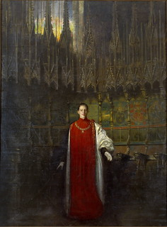 Portrait of King Alfonso XIII
