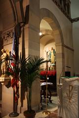 Church of the Guardian Angel (ktmqi) Tags: newyorkcity chelsea church churchoftheguardianangel romanesque southernsicilianromanesque romancatholic johnvanpeltofvanpelthardygoubert