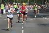 London Marathon, Westminster Bridge, London, April 22nd 2007 (Southsea_Matt) Tags: canon 30d 24105mm april 2007 spring westminsterbridge greaterlondon england unitedkingdom londonmarathon runners race joggers