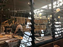 2018 Sydney: Tramsheds Flour Eggs Water - Fresh Handmade Pasta (dominotic) Tags: tramsheds 1904rozelletramdepot innerwestsydney architecture history dining shopping industrialmakeover iphone8 floureggswater freshhandmadepasta sydney australia