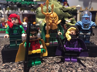 Lego DC Figures 23