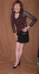 DSCF9708 (Rachel Carmina) Tags: cd tv ts tg trap tgirl tgurl crossdresser femboy