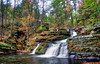 IMG_0019 (christopherskillman) Tags: autumn poconos waterfalls pennsylvania leaves foliage