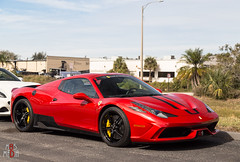 Loved this Speciale A! (M85 Media - Ryan Small) Tags: ferrari 458 speciale a