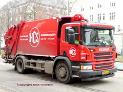 Scania P250 BN22862 recycles waste paste cardboard (sms88aec) Tags: scania p250 bn22862 recycles waste paste cardboard