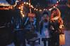 Night street II (AzureFantoccini) Tags: bjd abjd balljointeddoll street doll diorama outdoor night lights room dollhouse supia jiin granado emon ozin5 holidays winter snow eva chloe