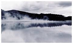 Rotorua (AdrienMD) Tags: avecdrapeau rotorua national park sulfur source new zealand smokes nouvelle zélande northern north island