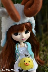 Juliette (~Louna~) Tags: pullip greggia pullipgreggia junplanning groove doll poupée obitsu