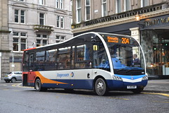 Stagecoach Strathtay 48002 YJ15ANF (Will Swain) Tags: dundee 25th november 2017 bus buses transport travel uk britain vehicle vehicles county country north east scotland scottish city centre stagecoach strathtay 48002 yj15anf