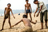 Chowpatty Beach-DSC_6134 (thomschphotography3) Tags: mumbai india asia beach chowpattybeach streetphotography playing sand persons people boys children
