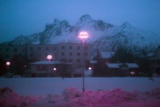 View from my window in Svolvær