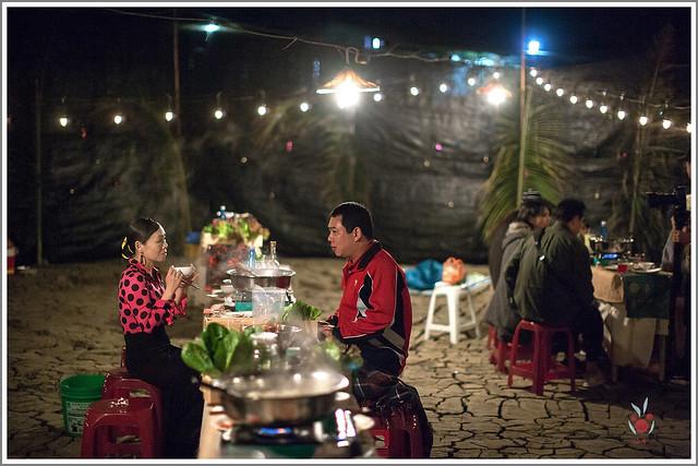 台南 產地餐桌 |跟著台南好盟,來養蝦池底,走走秀,吃辦桌 |小農聯盟 (35)