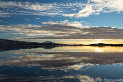Early morning reflections (sarahOphoto) Tags: 6d canon clouds highlands kingdom landscape loch lomond mountains national nature park reflection reflections scotland snow sunrise trossachs uk united early morning luss unitedkingdom gb