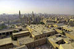 Cairo city in evening sun (T Ξ Ξ J Ξ) Tags: egypt cairo fujifilm xt20 teeje fujinon1655mmf28 citadel old town salahaldin medieval mokattam unesco