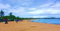 Ocean Bliss ... (dodagp) Tags: indonesia indonesianislands bali holidayresorts nusadua sandybeaches oceanbliss oceankissingtheshoreline