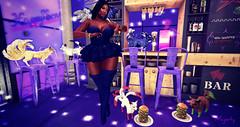 Majesty- Happy Hour (Ebony (Owner Of Majesty)) Tags: applemaydesigns amd jian trompeloeil pewpew cheekypea kunst anxiety majesty majestysl majesty2018 homedecor homeandgarden homes home bar nightout kitsunes queen miss diva blackqueen blackbeauty ebonycyberstar fashion fashionista fancy lootbox fruitatious virtual virtualservices virtualfemale virtualspaces videogames womensfashion women fooddrinks food foodie decor decorating interiordecor interiordecorating interiors