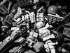 10/31 Jan - I Like This! (wibblefish) Tags: bw legi starwars droid r2d2 stormtrooper bricks 1031 jan