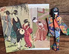 I enjoy making Shiori Ningyō #onmydesk #origami #origamipaperdoll #paperdoll #chiyogami #shioriningyo (iheartmail) Tags: onmydesk origami origamipaperdoll paperdoll chiyogami shioriningyo