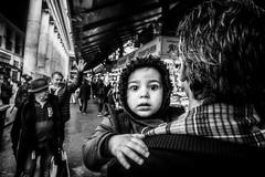 one little look (ercan.cetin) Tags: one little look quotes barcelona spain childhood childeren streetphotography strassenfotografie sokak sokakfotografciligi siyahbeyaz schwarzundweiss schwarz olympus blackandwhite blackwhite bw olympusomd olympusphotography