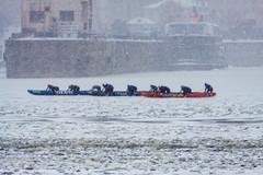 Défi canot à glace Montréal (Paul Leb) Tags: déficanotàglacemontréal montréal québec canada sport canoe