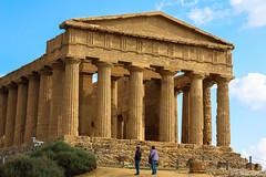 Sicily (jmigs88) Tags: italy sicily caltanissetta sicilia it agrigento travel temple concordia valle dei tempi strait messina