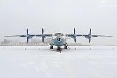 UR-CCP Aerovis Airlines Antonov An-12A (airliners.sk, o.z.) Tags: airlinerssk bratislava btslzib antonov an12a an12 aerovis