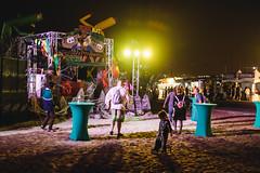 (JawshBeavz) Tags: growlers six festival san pedro california ca beach goth 2017 halloween weekend whatever etc