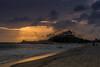 Praia de Itaúna - Saquarema -Rio de Janeiro (mariohowat) Tags: praiasdoriodejaneiro praiadeitaúna paróquianossasenhoradenazareth igrejasdoriodejaneiro igrejinhadesaquarema sunset pôrdosol saquarema brasil brazil canon6d
