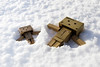 Snow Angels (Ed Swift) Tags: 1835mmf18 1835mmf18art 7d2 amazon canon danbo danboard scotland sigma sigma1835mmf18art toy