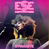 Dynamite EP (The_Kevster) Tags: cd record release cover singer gitarist portrait woman hendrix guitar artwork esethevooduupeople eseokorodudu dynamite quadrafon