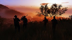 Bloody Sunset (Den7on) Tags: ghost recon bloody sunset ansel wildlands