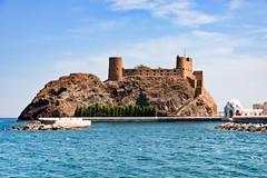 Muscat-Matrah coastal area, Oman (CamelKW) Tags: omanfeb2016 muscat matrah coastalarea oman