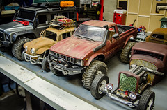 How Big Is It Really, Sizr Comparison of Scale RC Rigs (Strangely Different) Tags: rceveryday rcengineering tinytrucks scaler scalerc scalemodel hobby rccar size comparision rc4wd tflracing tamiya axial crawler scalecrawler