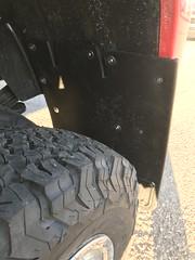 Red Ram Dually (truckhardware) Tags: ram dually gatorback